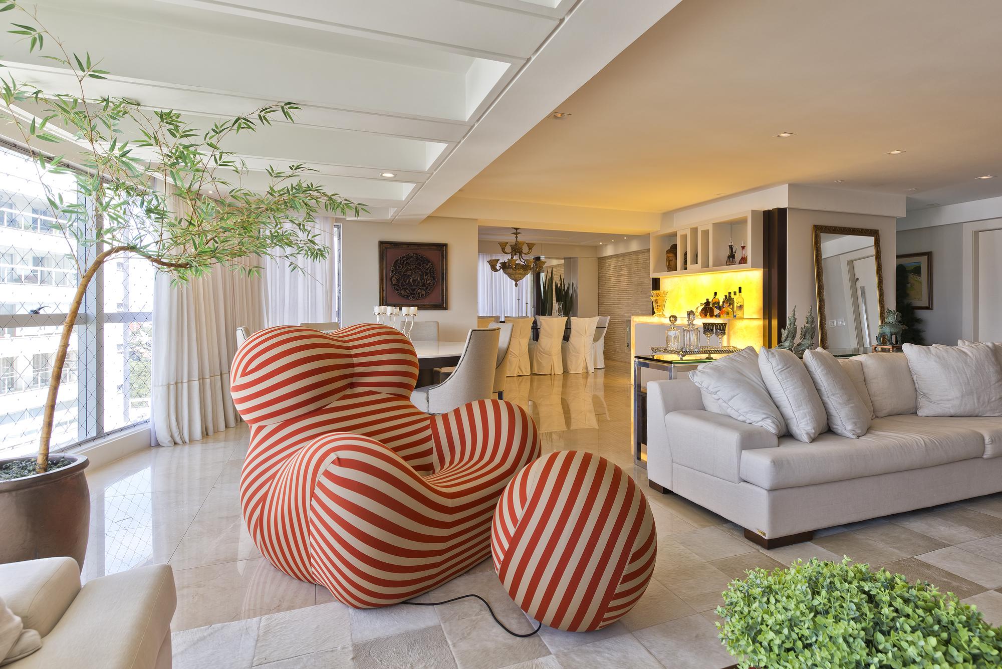 Resultado de imagem para as curvas estarão presentes em diversos detalhes da sua decoração de interior